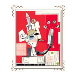 Ilustración de revista Expansión