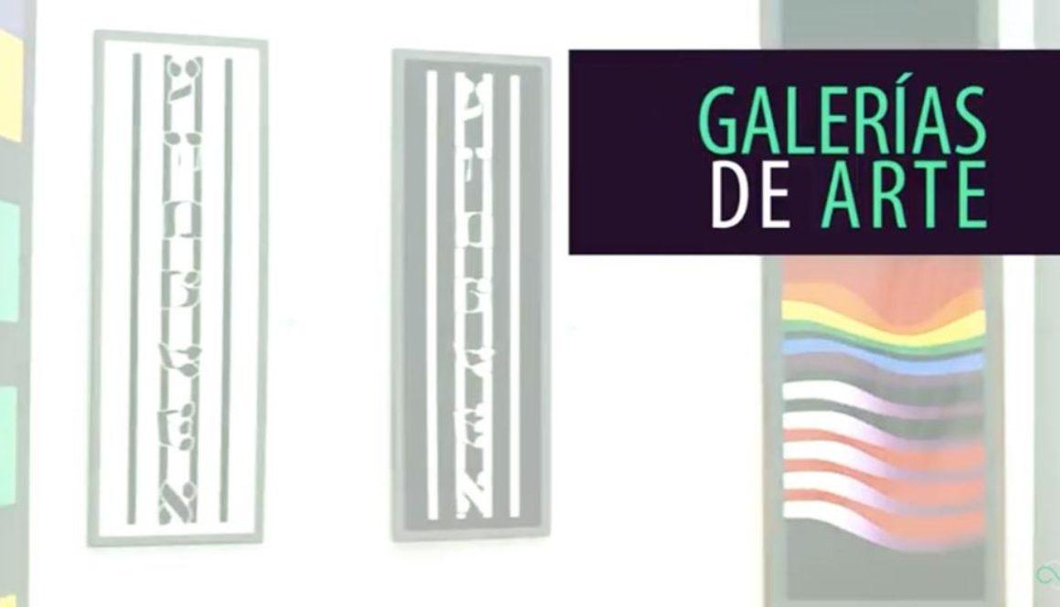 Las galerías de arte y su función