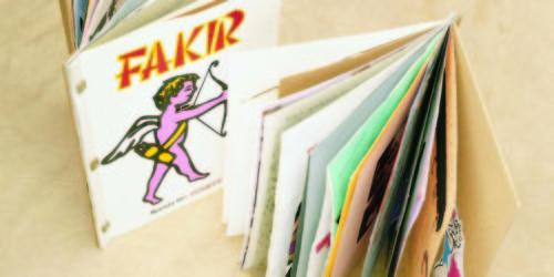 """El Godínez del Diseño: El lado kitsch  de Javier Caballero """"FAKIR"""""""