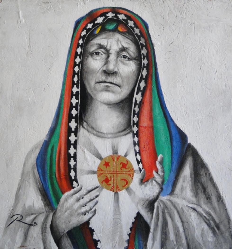 Virgen Wenufoye - Rodrigo Troncoso