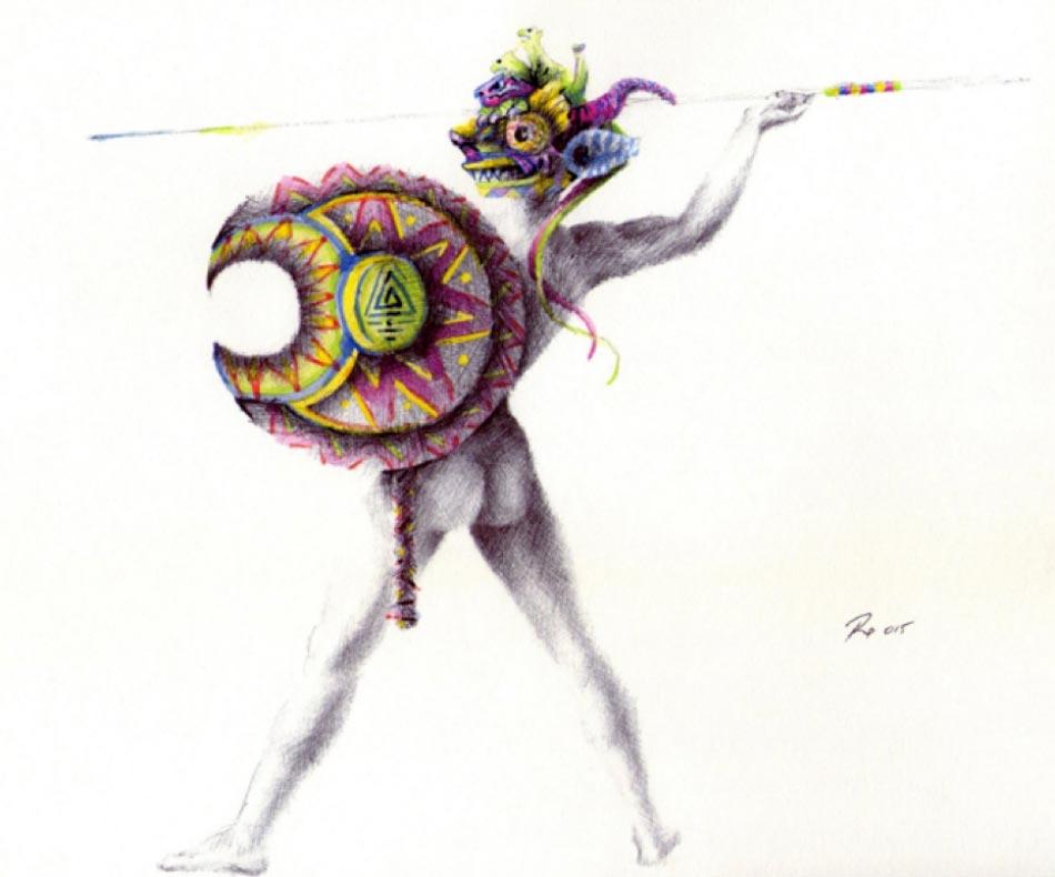 Guardián del pasado - Rodrigo Troncoso
