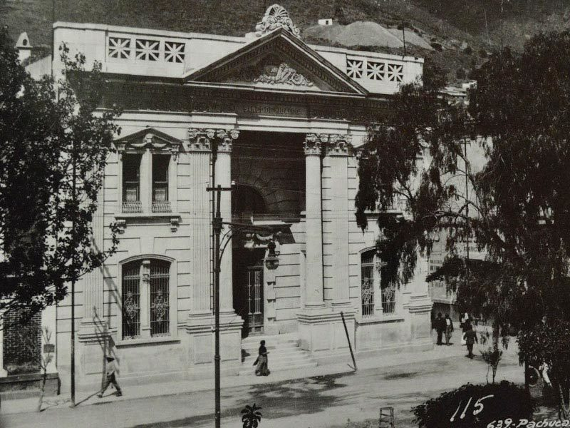 Banco-antes