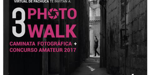3er FOTOWALK + Concurso de Fotografía