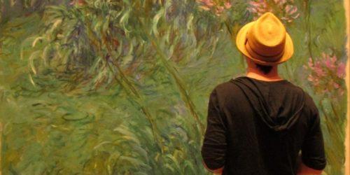 Dibujo y pintura… naturaleza inquieta como legado