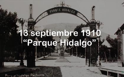 Parque Hidalgo