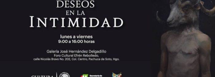 Exposición Colectiva de Mujeres: Deseos en la intimidad