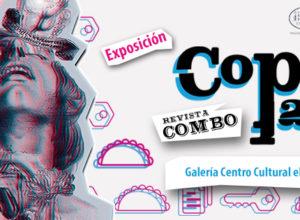 COPY PASTE, en el Centro Cultural el Reloj