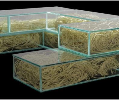 El acumular como ejercicio plástico: Leonardo Mayer