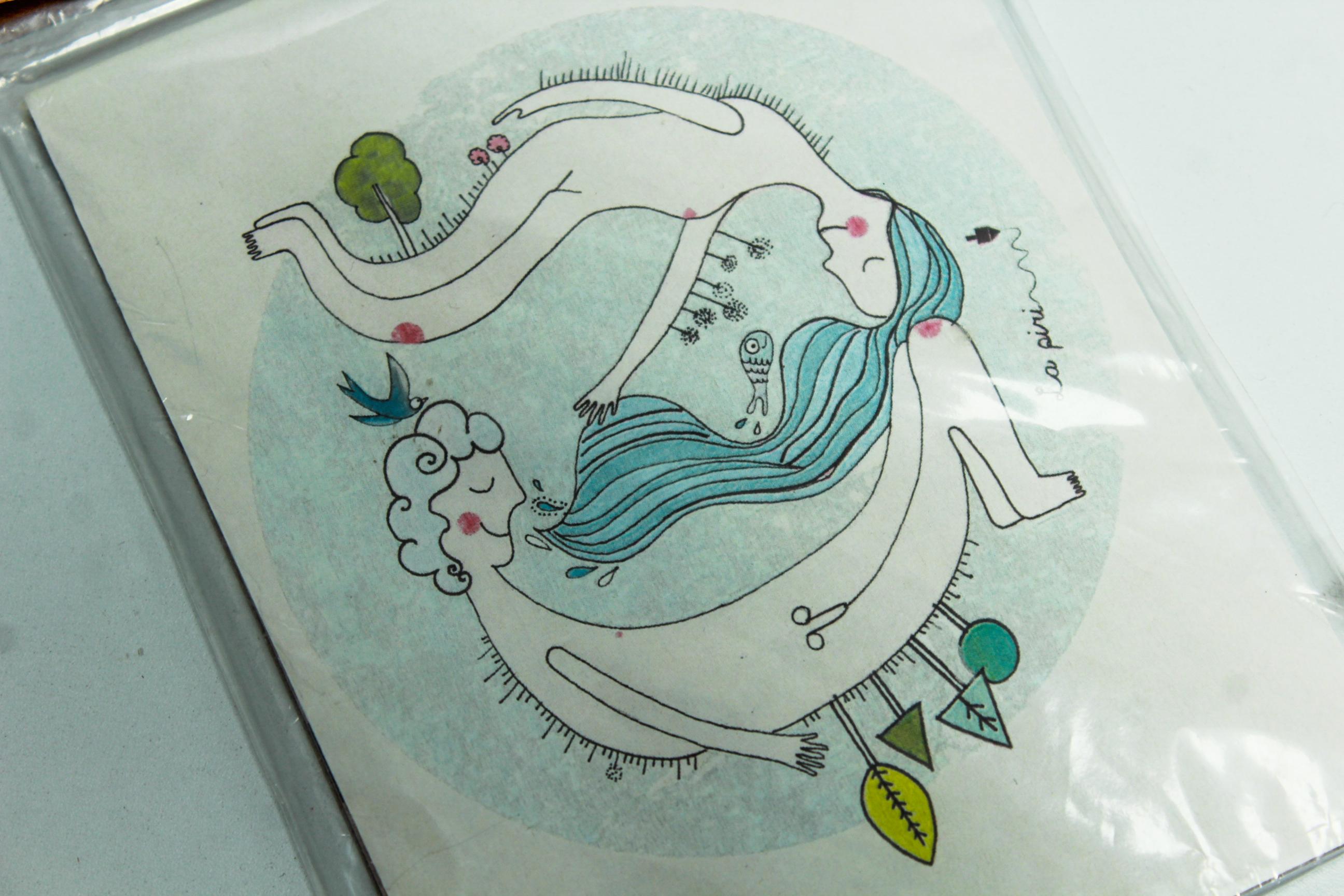 Gana productos con ilustraciones de Anni La Piri Ilustra