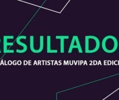 Artistas seleccionados | 2º Catálogo MUVIPA