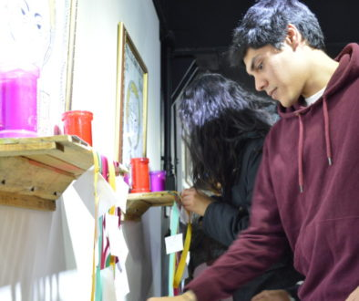Se inaugura exposición de los alumnos del Instituto de Artes de la UAEH