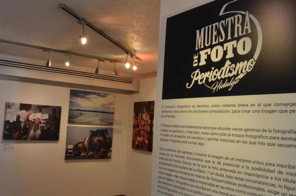 Exposiciones del mes de Enero en Pachuca
