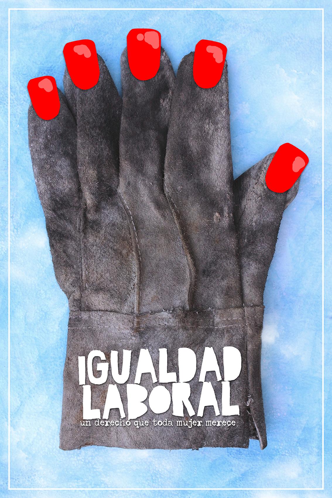 Igualdad laboral<br>2015<br>Impresión Digital