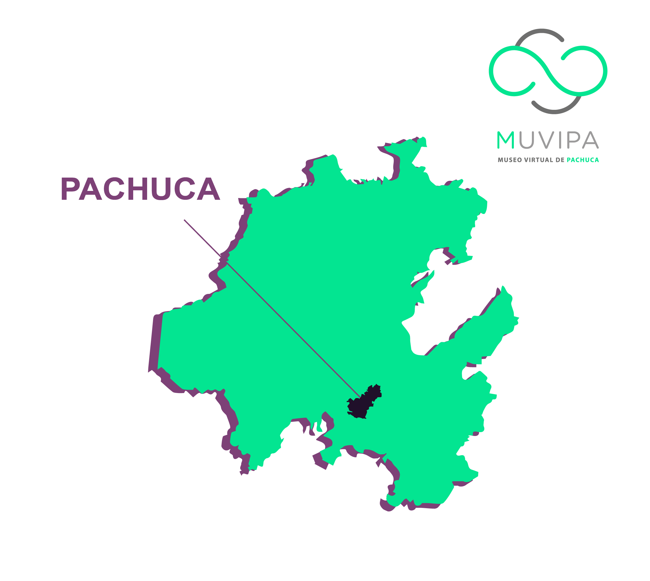 Ubicacion Geografica Pachuca Museo Virtual De Pachuca