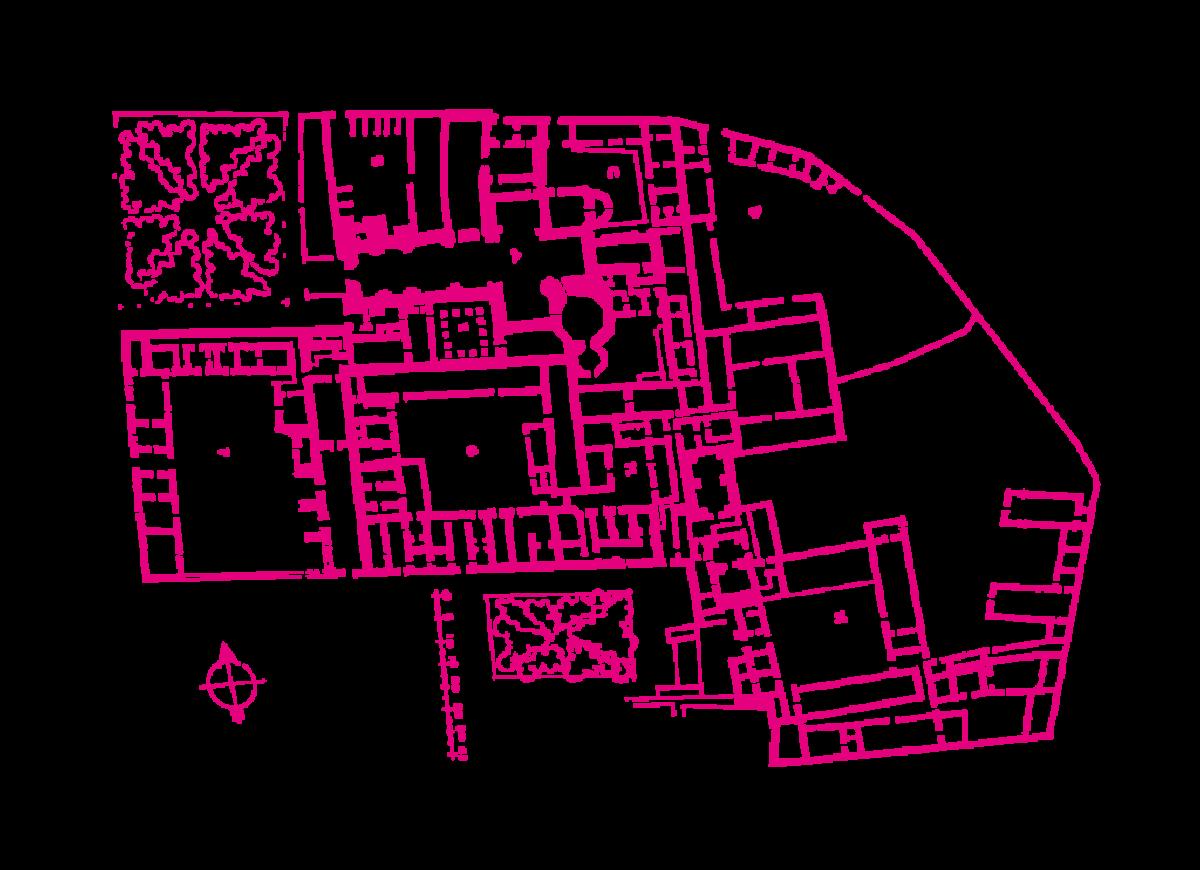Mapa San Francisco Pachuca