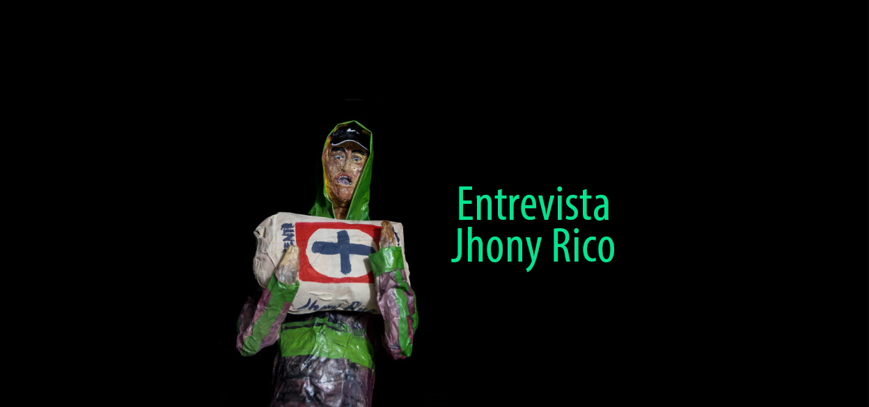 Entrevista Jhony Rico