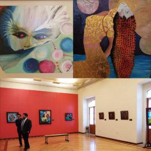 Exposición de noviembre y diciembre