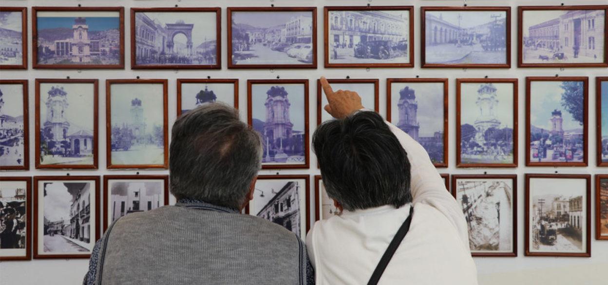 Exposición fotográfica de Pachuca