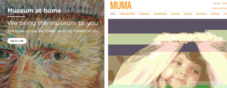museos virtuales