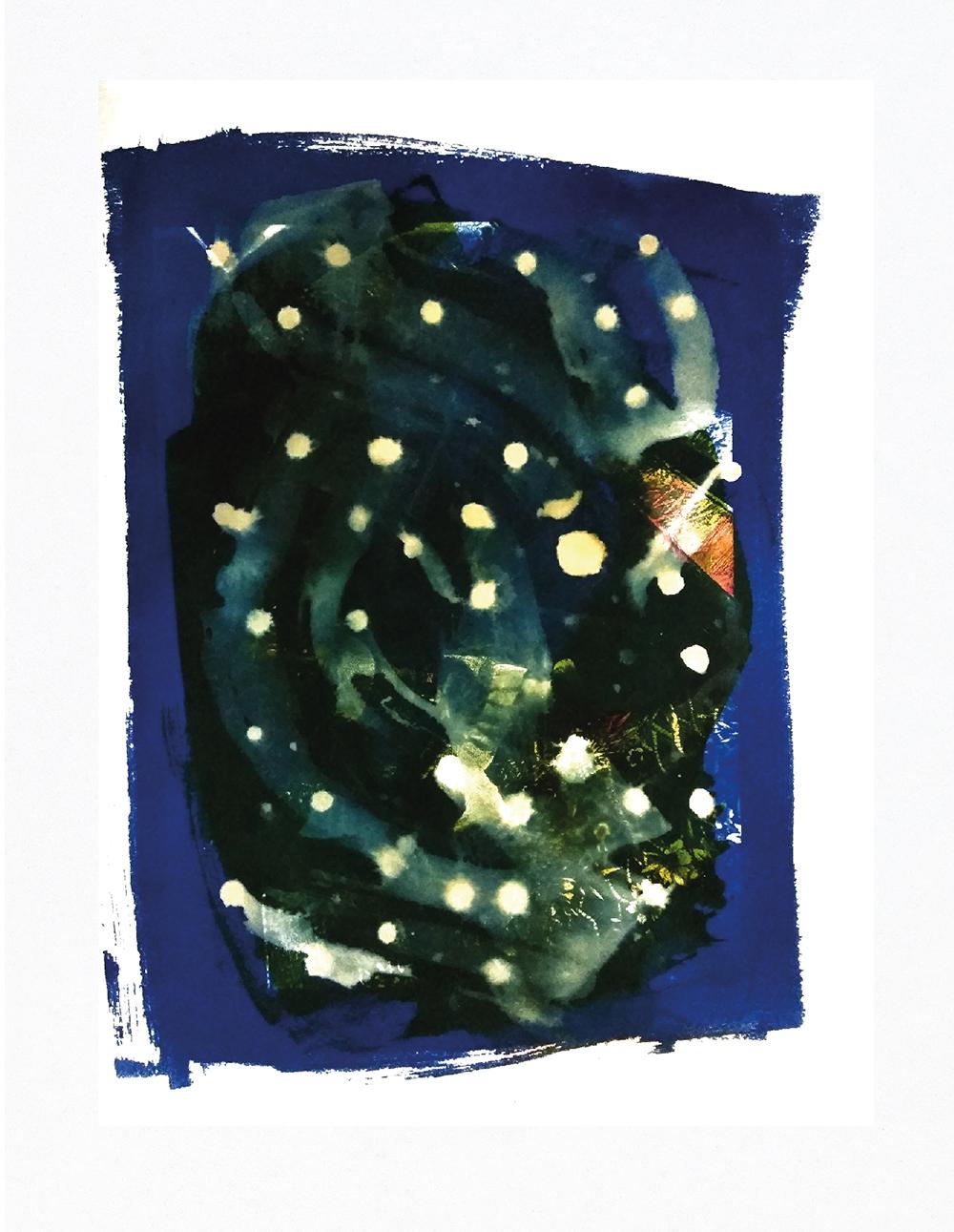 Inventario de Sombras Azules