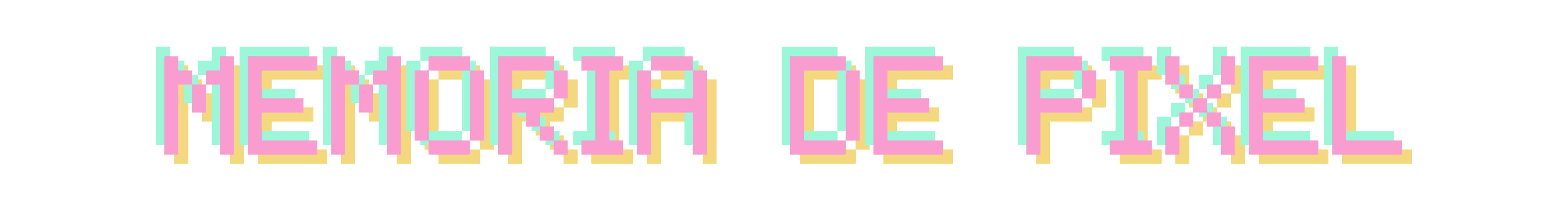 memoria de pixel