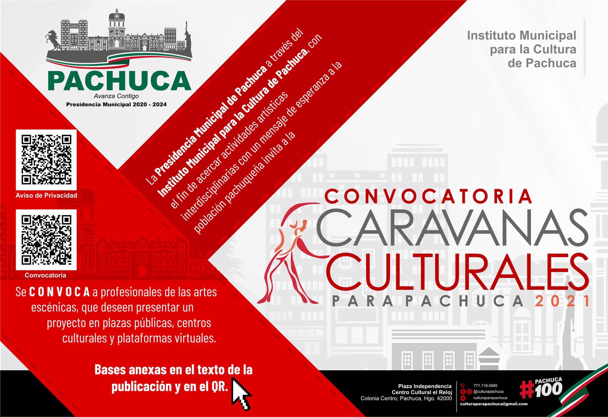 convocatoria PACHUCA2