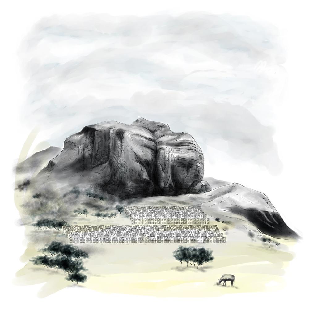 12_Casas Quma en paisaje de Nishizawa II