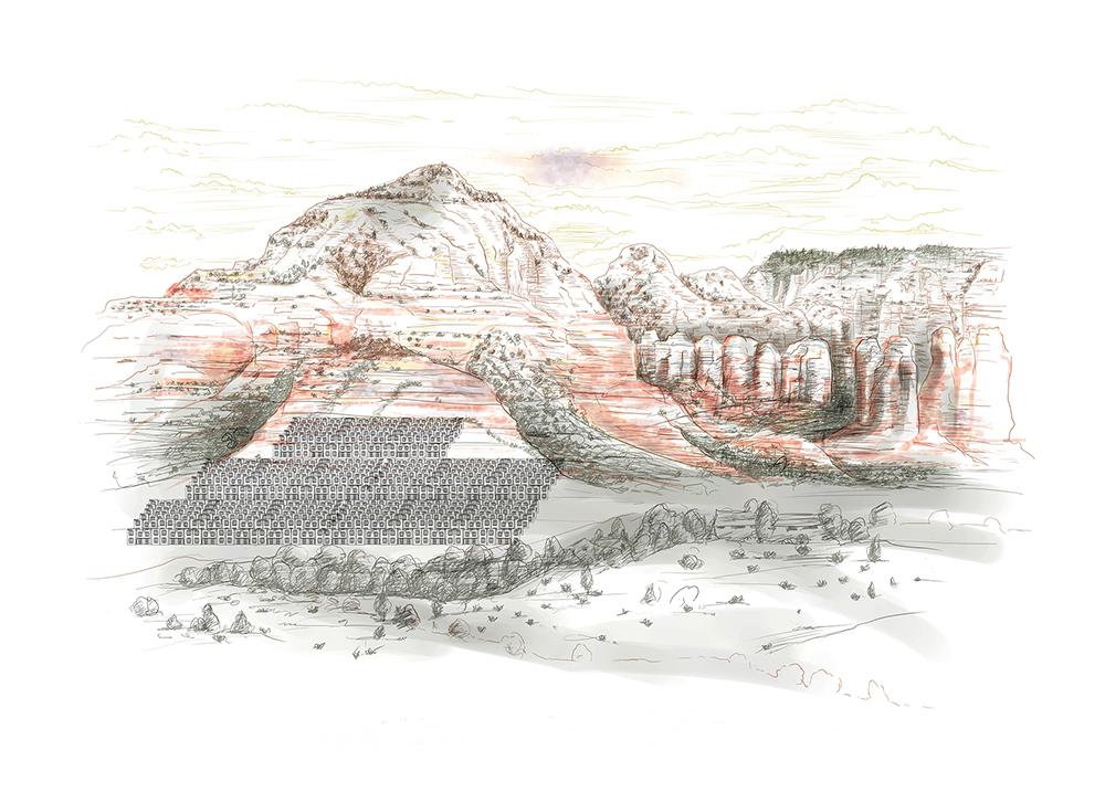 20_360 Casas mexicanas en el cañón de Colorado