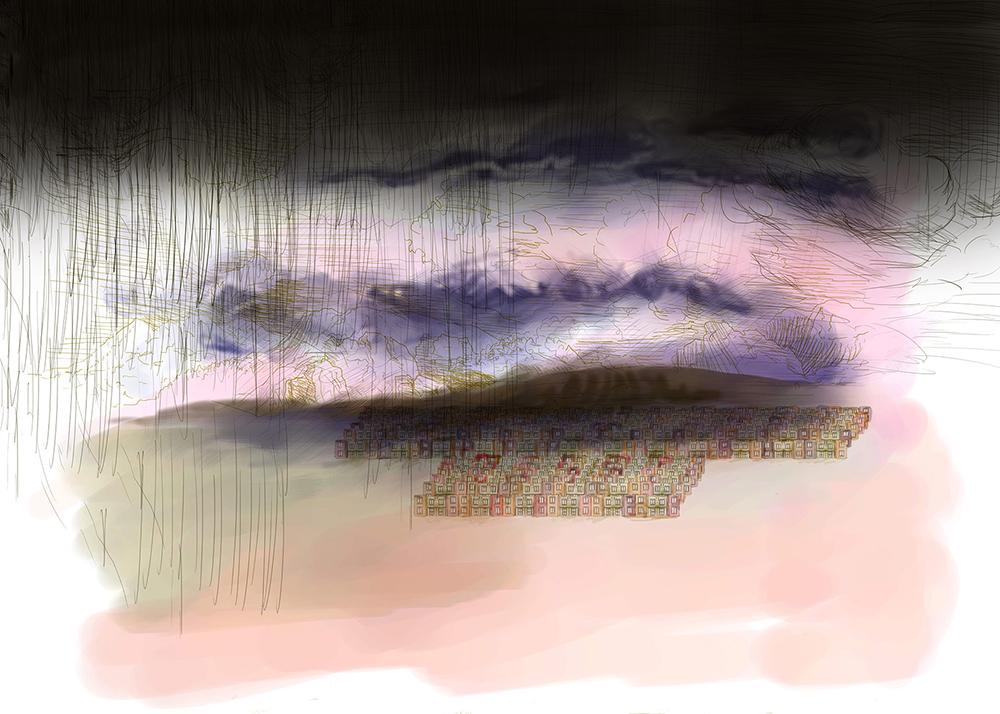 9_Casas Quma en paisajes de Turner y Brueghel