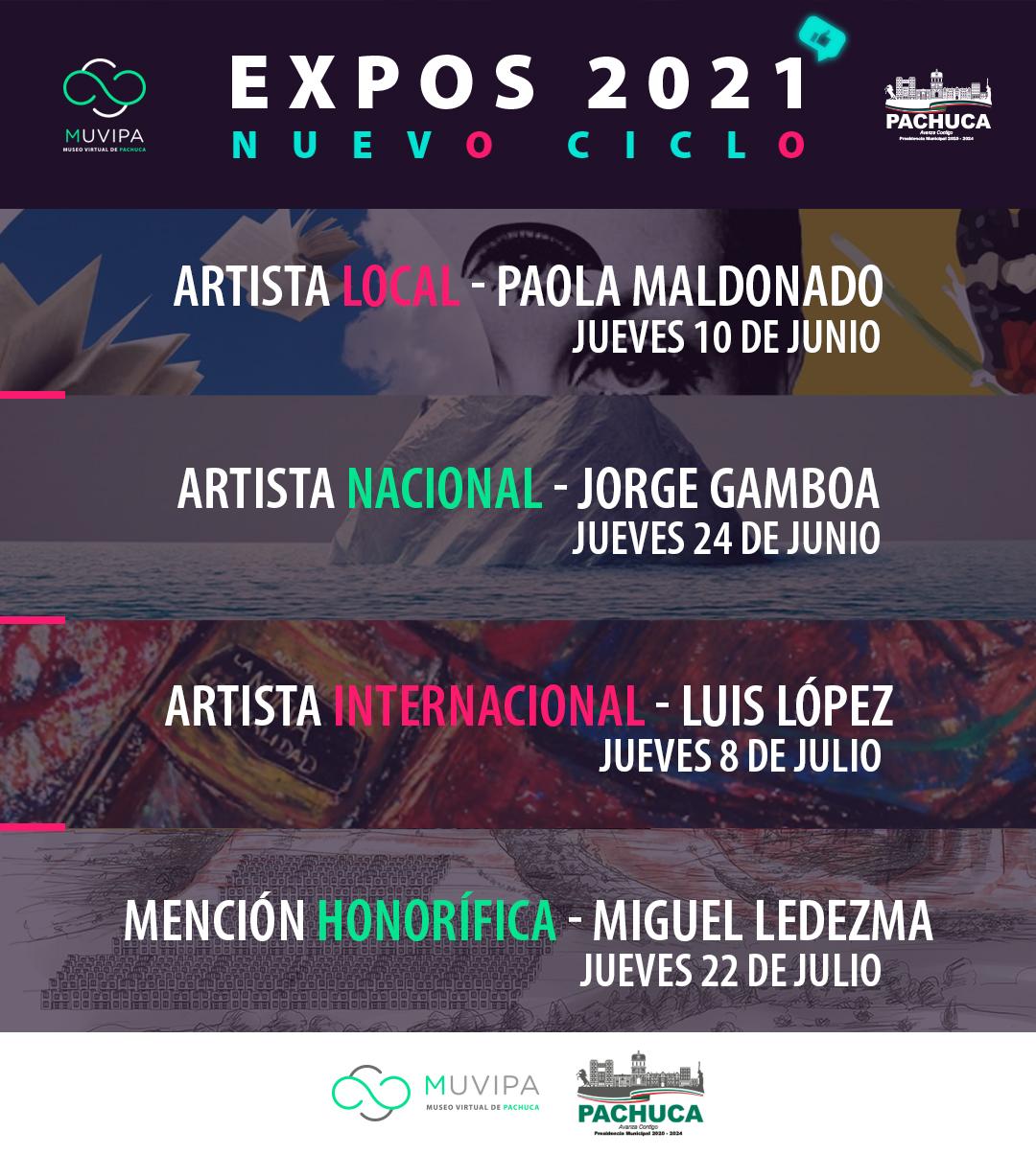 TODAS EXPOS