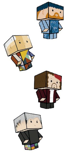paper toys2
